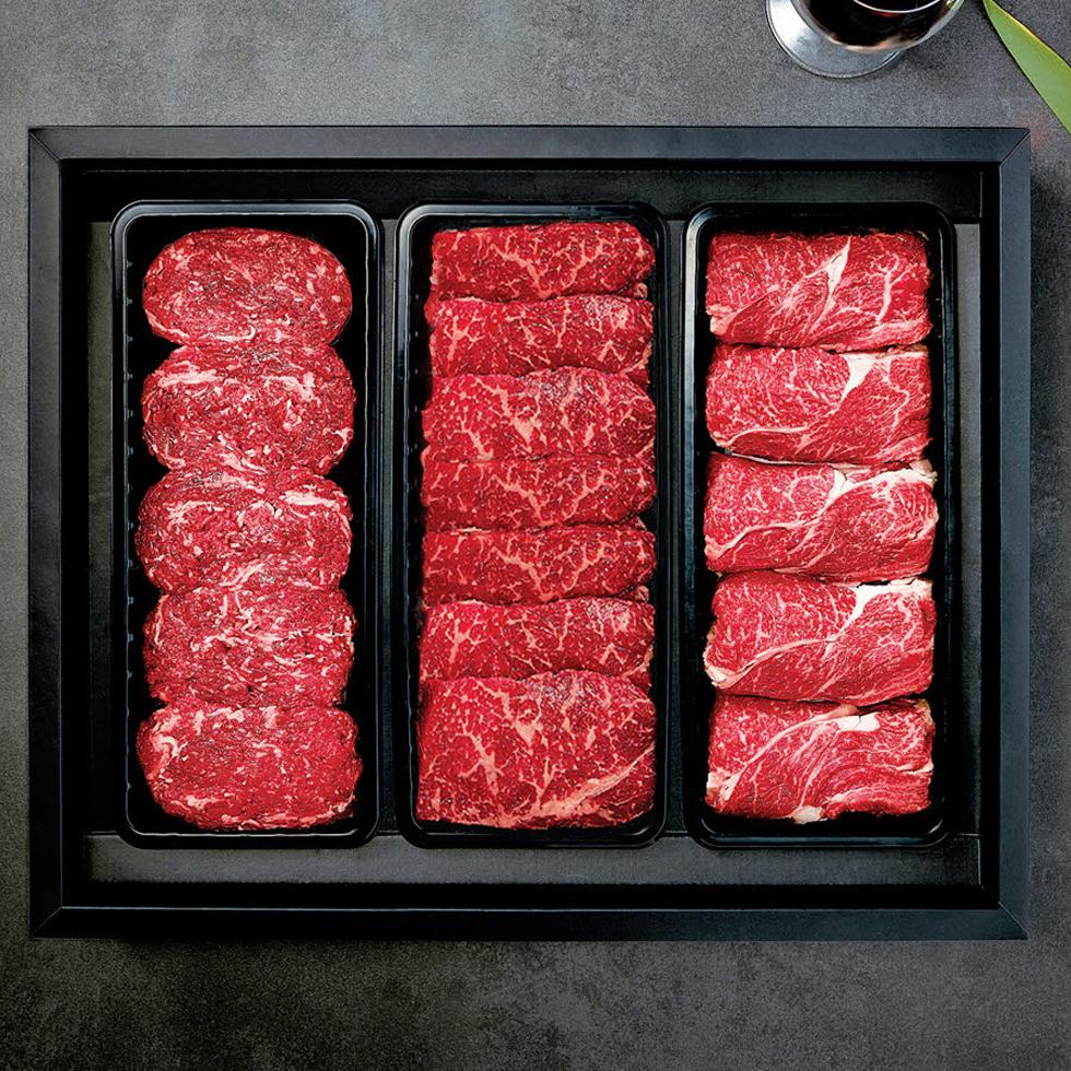 한우세트 3호 냉장 (등심900g + 찜갈비1.5kg + 불고기1kg)